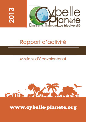 2013 annual balance eco-volunteering