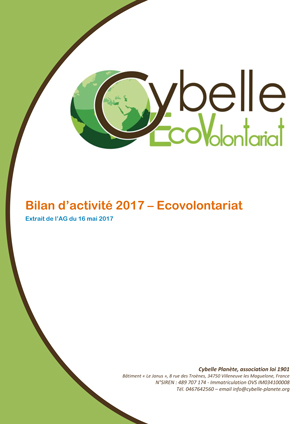 2017 ecovolunteering report
