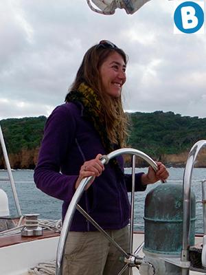 Anne Sophie Deconinck ecoguide