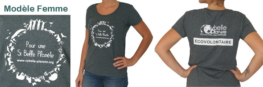 Ecovoluntary T-shirt F