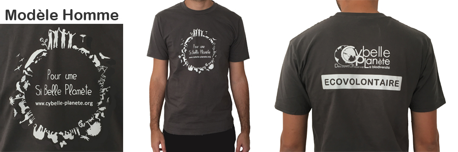 Ecovoluntary T-shirt M