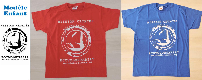 Missioncetace E T-Shirt