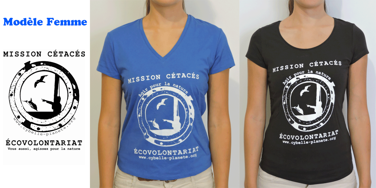 Tee shirt missioncetace F