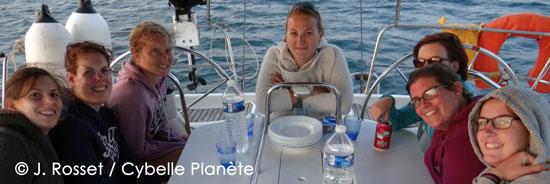 Synopsis Cybelle Planète 2014