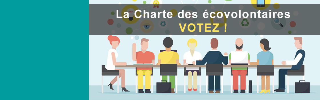 VOTE! Charter of Ecovolunteers