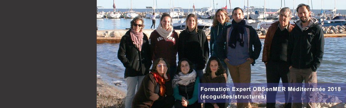 2018: Expert training of Ecoguides and structures