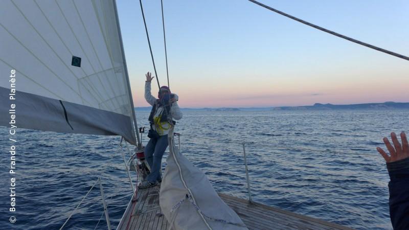 Pleasure to sail